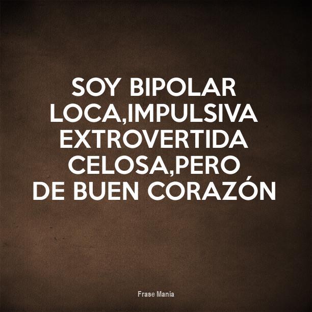 Cartel Para Soy Bipolar Locaimpulsiva Extrovertida Celosa
