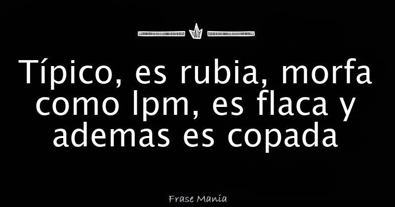 Imagenes copadas - Frases copadas